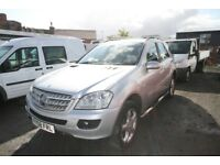 MERCEDES ML320 CDI SPORT A – 08-REG