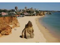 algarve holiday rentals praia da rocha