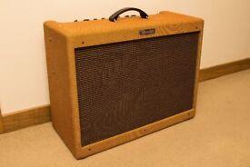Fender Hot Rod Deluxe MkIII Tweed Limited Edition guitar amplifier