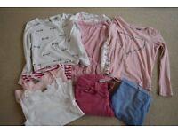 Girls Clothing Aged 10