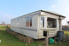 WILLERBY CANTERBURY Static Caravan (Mobile Home), 32'x12' , Double Glazing, Gas Central Heating