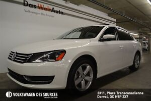 2015 Volkswagen Passat Comfortline 1.8T, LEATHER, BLUETOOTH, MAG