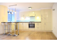 Modern 2 Double Bedroom Ground Floor Flat in a new development in Stoke Newington with private patio