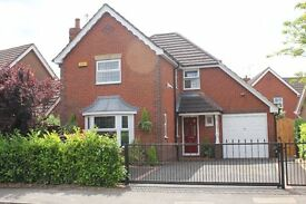 4 BEDROOM DETACHED HOUSE,WITH GARAGE & PRIVATE DRIVE,ON EDGE OF ASFIELD DEVELOPMENT.