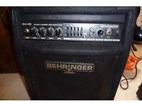 Behringer Ultrabass 450 BXL450 Guitar Amp