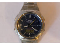 Casio Wave Ceptor WVA-M430J Tough Solar (module 3311) watch