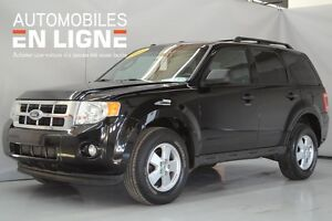 2012 Ford ESCAPE FWD XLT A/C+MAGS+ANTIBROUILLARD