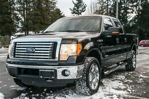 2012 Ford F-150 XTR Ecoboost 4X4 FROM $179.88 BI-WEEKLY!