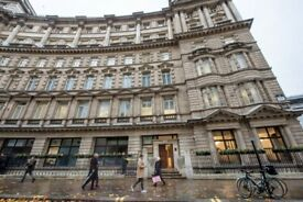Finsbury Circus EC2 Work space, offices, creative, therapy & medical spaces to let - 50% Off Special