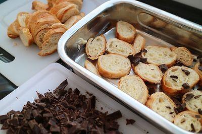 Den Abschluss bildet das Dessert – Kalorien zählen verboten!