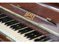 Berry Upright piano| Belfast Pianos.