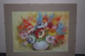 My mom Paintings