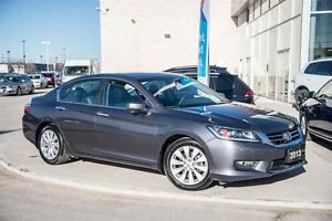 2013 Honda Accord EX-L - Local one owner, 100% accident free