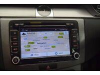 Volkswagen Skoda Seat SAT NAV RAdio USB AUX Bluetooth dvd Internet Android 4g rns510 style