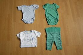 Girl's bundle of clothes 0-3, 3-6, 6-9, 9-12 months