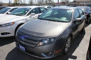 2012 Ford Fusion SEL LEATHER SUNROOF