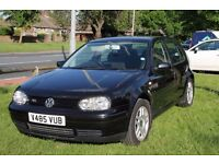 Rare VW Golf V5 for sale. 1999 Breaking or repairs.