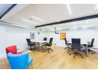 Fantastic Media Style Office on Popular Brick Lane - Shoreditch - up to 10 desks - Available Now