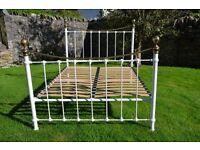 Kingsize 5ft Victorian style bed frame