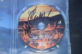 Mountain Sea of Fire DVD