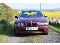 BMW 530i 2002 Automatic, 12 Months MOT