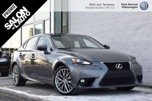 2015 Lexus IS 250 AWD // *MODE SPORT + TOIT OUVRANT*