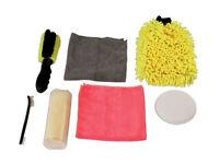 Laser 5748 Car/Motorcycle Cleaning Kit 7pc