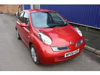 Nissan Micra Acenta + A 5dr Automatic