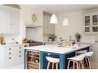 Kitchen expert! 10yrs experience. Services from design, planning, room prep through to installation