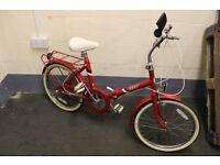 Raleigh Folder Folder Bike