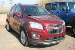 2014 Chevrolet TRAX LTZ AWD, LEATHER,S/ROOF, ALLOYS