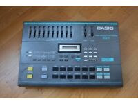 Casio RZ-1 Digital Sampling Rhythm Composer PCM Drum Machine MIDI