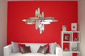 Decorative interior designer mirror