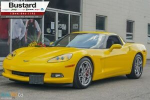 2008 Chevrolet Corvette CORSA EXHAUST | NEW RIMS AND TIRES | MAN