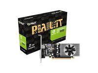 Palit Nvidia GT 1030 2GB GDDR5 Graphics card GPU HDMI Gaming ?