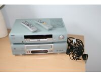 Phillips DVD Video Player & VCR Recorder/Player