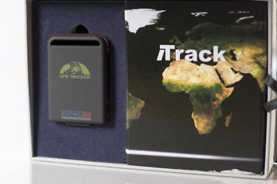 Monitor Vehicles w/ iTrack Portable GPS Tracking Unit GSM GPRS Tracker (Vehicle Gps Tracking Unit)