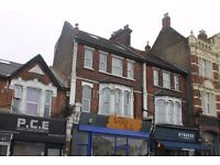 A SELF CONTAINED STUDIO FLAT ABOVE COMMERCIAL PREMISES LOCATED IN WALTHAMSTOW CENTRAL.