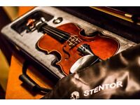 Stentor Conservatoire Violin 4/4 full size