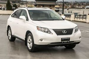 2010 Lexus RX 350 Loaded Leather