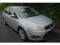 2009 FORD FOCUS 1.8 TDCI, STYLE, 1 OWNER FROM NEW, FULL SERVICE HISTORY, HPI CLEAR