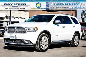 2015 Dodge Durango CITADEL | AWD | NAVI | BLINDSPOT | 2ND ROW BU
