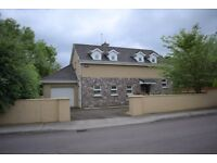 County Cork, Ireland. Spacious property with large garden and beautiful views