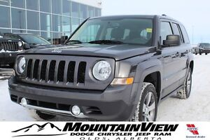 2016 Jeep Patriot High Altitude 4X4 with LOW KM!