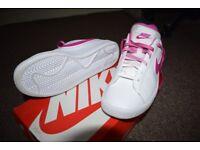 Nike Blazer Low White Pink