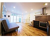 Newly refurbished very modern studio flat with private balcony Tulse Hill