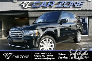 2011 Land Rover Range Rover HSE LUXURY FULL SIZE SUPERCHARGED