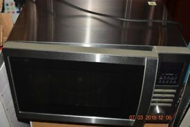 SHARP MICROWAVE WITH GRILL, RPR 120 pounds