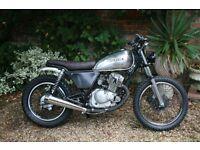 Suzuki Gn125 Street tracker, cafe racer, bobber, custom £1800