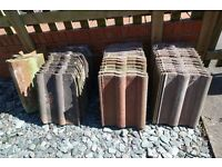 Redland roof tiles - free to collector
